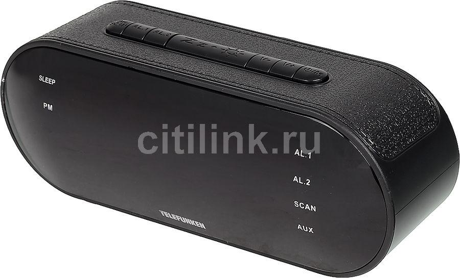 Радиоприемник TELEFUNKEN TF-1573,  черный