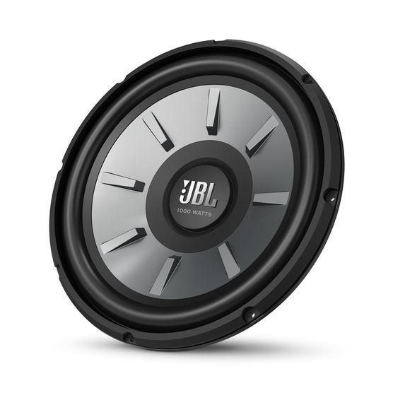 Сабвуфер автомобильный JBL STAGE1210,  пассивный,  1000Вт