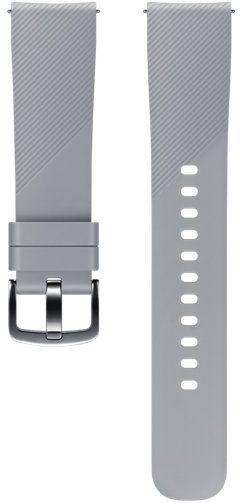 Ремешок SAMSUNG Galaxy Gear Sport ET-YSN60MJEGRU,  серый