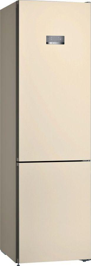 Холодильник BOSCH KGN39VK21R,  двухкамерный, бежевый