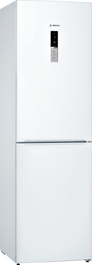 Холодильник BOSCH KGN39VW17R,  двухкамерный, белый