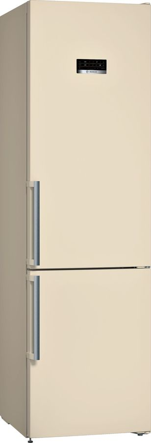 Холодильник BOSCH KGN39XK3OR,  двухкамерный,  бежевый