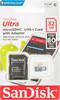 Карта памяти microSDHC UHS-I SANDISK Ultra 80 32 ГБ