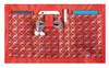 Сумка женская Piquadro Muse BD4326MU/R красный натур.кожа вид 5