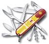 """Складной нож VICTORINOX Huntsman""""Year of the Dog"""", 16 функций,  красный  [1.3714.e7] вид 1"""