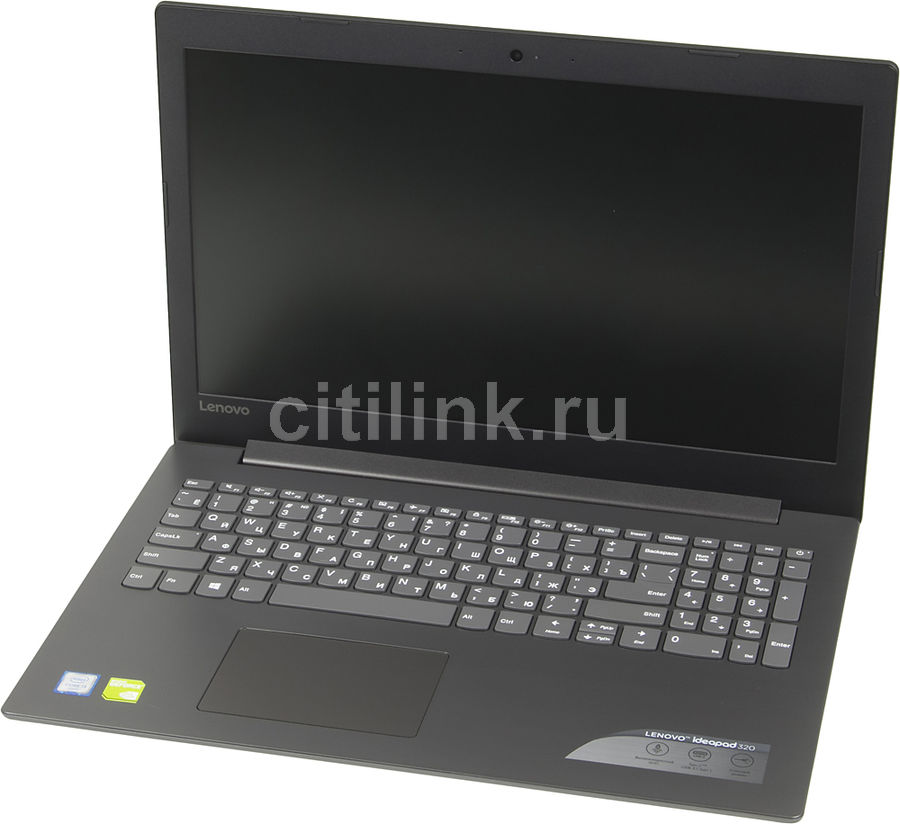 Ноутбук LENOVO IdeaPad 320-15ISK, 15.6, Intel Core i3 6006U 2.0ГГц, 4Гб, 2Тб, nVidia GeForce 920MX - 2048 Мб, Windows 10, 80XH01DJRK, черный ноутбук lenovo ideapad v320 17ikb 17 3 1920x1080 intel core i5 7200u 1 tb 8gb nvidia geforce gt 940mx 2048 мб серый черный windows 10 home