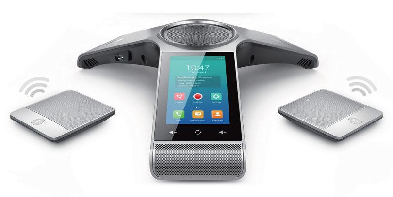 Конференц-телефон IP YEALINK CP960+2 CPW90