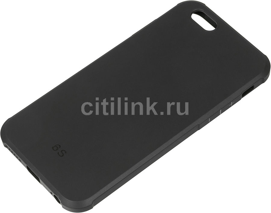 Чехол (клип-кейс) REDLINE Extreme, для Apple iPhone 6/6S, черный [ут000012501]