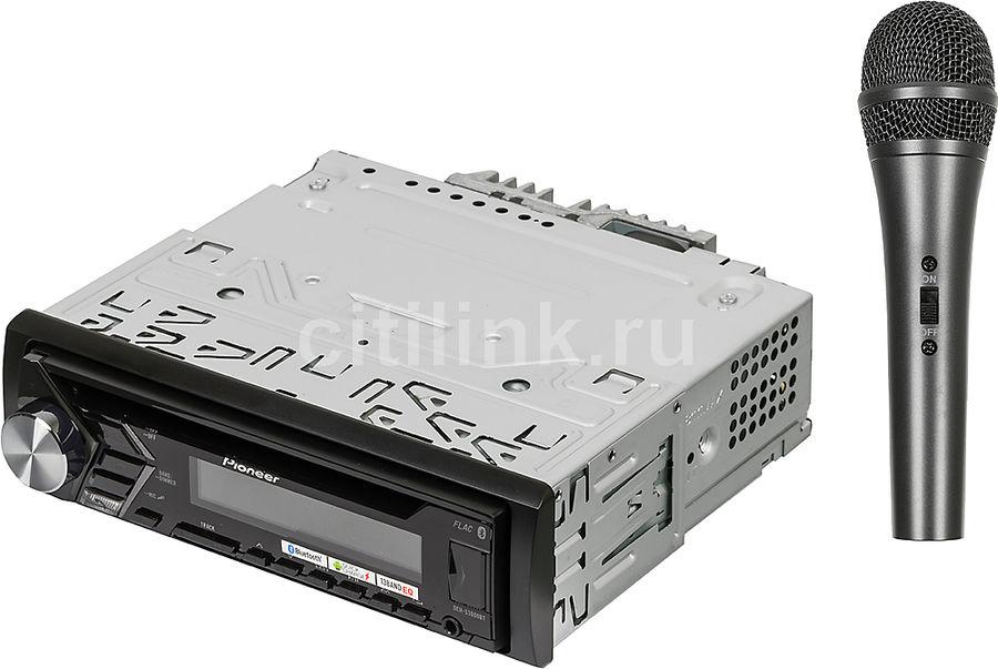 Автомагнитола PIONEER DEH-S3000BT-K,  USB