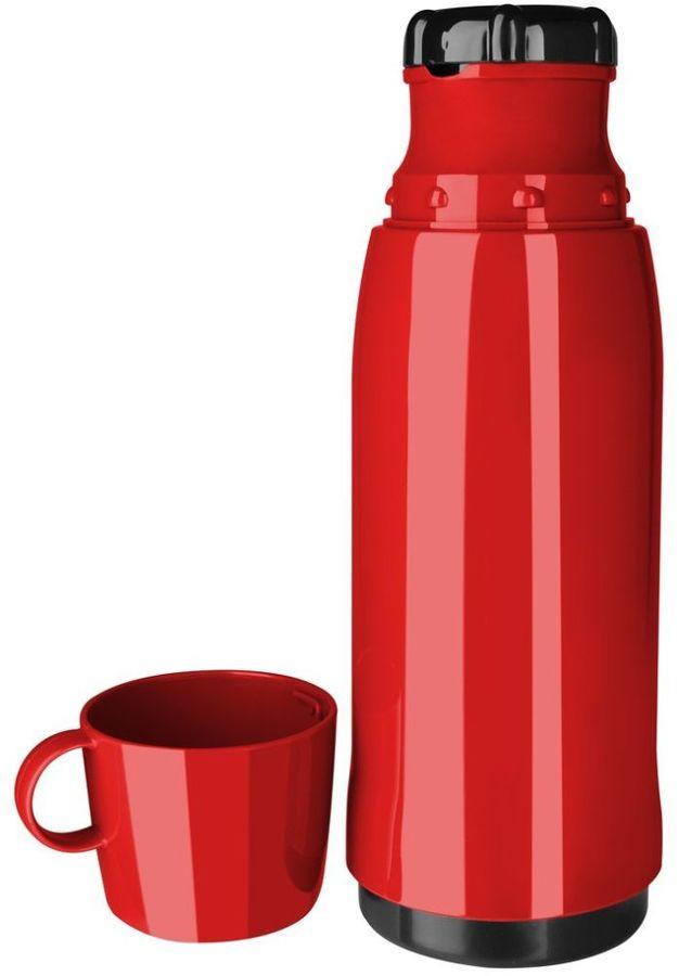 Термос EMSA Rocket 502447, 0.75л, красный