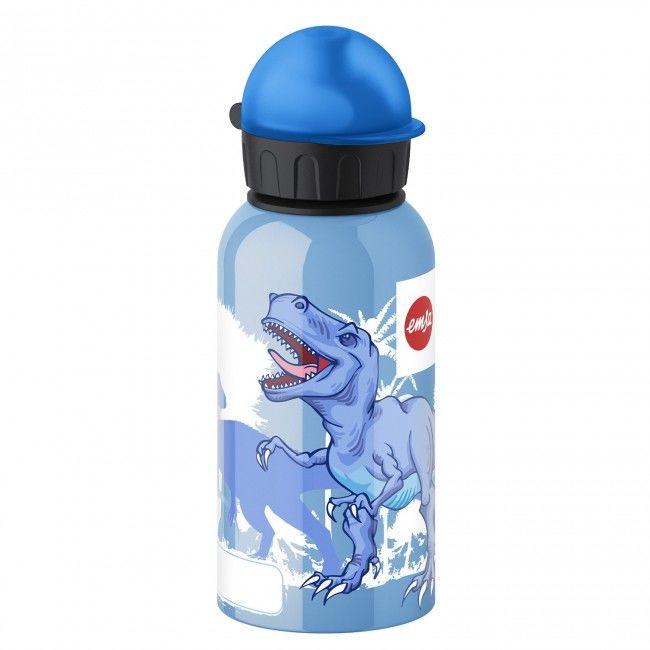 Фляга EMSA Kids Animal Dino 514402, 0.4л, голубой [3100514402]