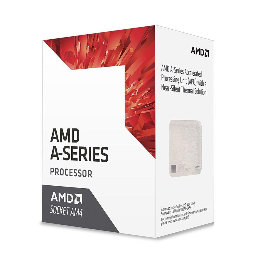 Процессор AMD A6 9500, SocketAM4,  BOX [ad9500agabbox]
