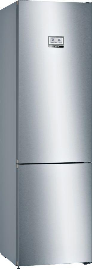 Холодильник BOSCH KGN39AI2AR,  двухкамерный,  нержавеющая сталь