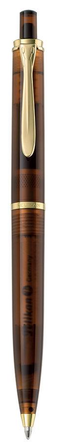 Ручка шариковая Pelikan Elegance Classic K200 (PL805032) Smoky Quartz черные чернила подар.кор.