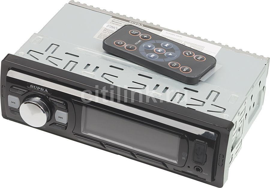 Автомагнитола SUPRA SFD-43U,  USB,  microSD