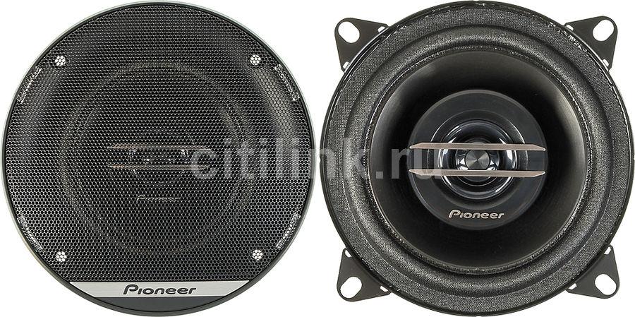 Колонки автомобильные PIONEER TS-G1020F,  коаксиальные,  210Вт,  комплект 2 шт.
