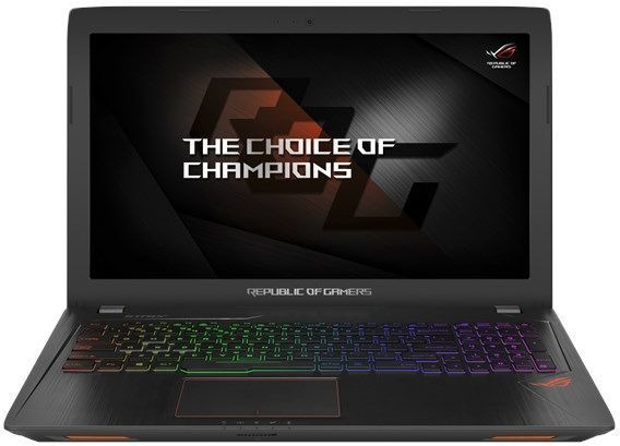 Ноутбук ASUS ROG GL553VE-FY200T, 15.6, Intel Core i7 7700HQ 2.8ГГц, 12Гб, 1000Гб, 256Гб SSD, nVidia GeForce GTX 1050 Ti - 4096 Мб, DVD-RW, Windows 10, 90NB0DX3-M02800, черныйНоутбуки<br>экран: 15.6;  разрешение экрана: 1920х1080; тип матрицы: IPS; процессор: Intel Core i7 7700HQ; частота: 2.8 ГГц (3.8 ГГц, в режиме Turbo); память: 12288 Мб, DDR4; HDD: 1000 Гб, 5400 об/мин; SSD: 256 Гб; nVidia GeForce GTX 1050 Ti - 4096 Мб; DVD-RW; WiFi;  Bluetooth; HDMI; WEB-камера; Windows 10<br><br>Линейка: ROG