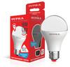 Лампа SUPRA SL-LED-ECO-A60, 1 шт.