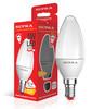 Лампа SUPRA SL-LED-ECO-CN, 5Вт, 400lm, 25000ч,  3000К, E14,  1 шт. [10223] вид 1