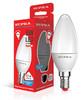Лампа SUPRA SL-LED-ECO-CN, 5Вт, 400lm, 25000ч,  4000К, E14,  1 шт. [10224] вид 1