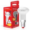 Лампа SUPRA SL-LED-ECO-R50-N, 5Вт, 400lm, 25000ч,  3000К, E14,  1 шт. [10231] вид 1