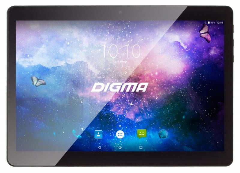 Планшет DIGMA Plane 9507M 3G + Navitel, 1GB, 8GB, 3G, Android 5.1 черный [ps9079mg] планшет digma plane 9507m 3g black ps9079mg mt8321 1 2 ghz 1024mb 8gb 3g wi fi bluetooth cam 9 6 1280x800 android 390148