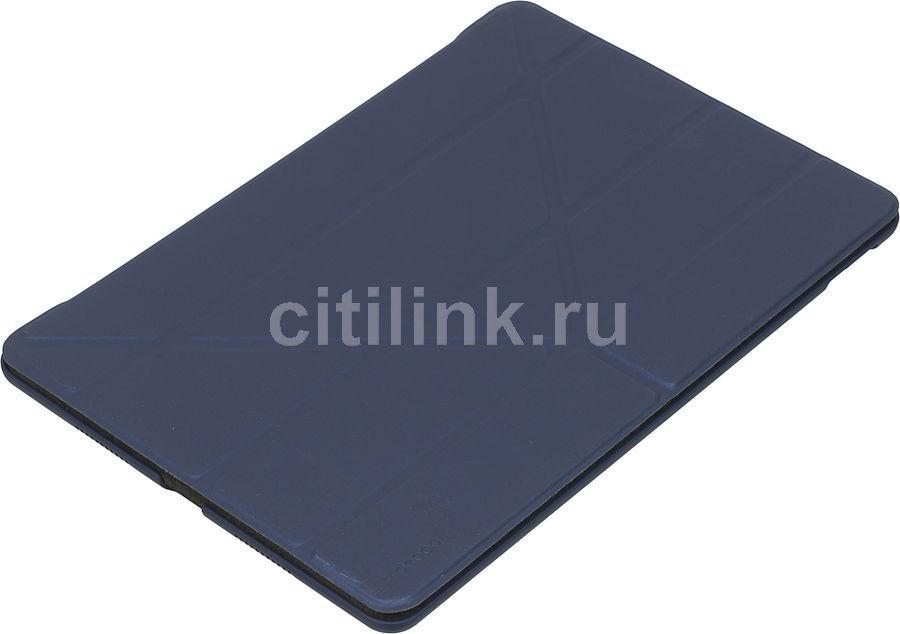 """Чехол для планшета DEPPA Wallet Onzo,  синий, для  Apple iPad Pro 10.5"""" [88032]"""