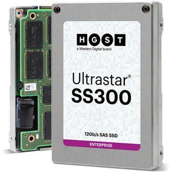 "SSD накопитель HGST Ultrastar SS300 HUSMR3280ASS204 800Гб, 2.5"", SAS [0b34962]"