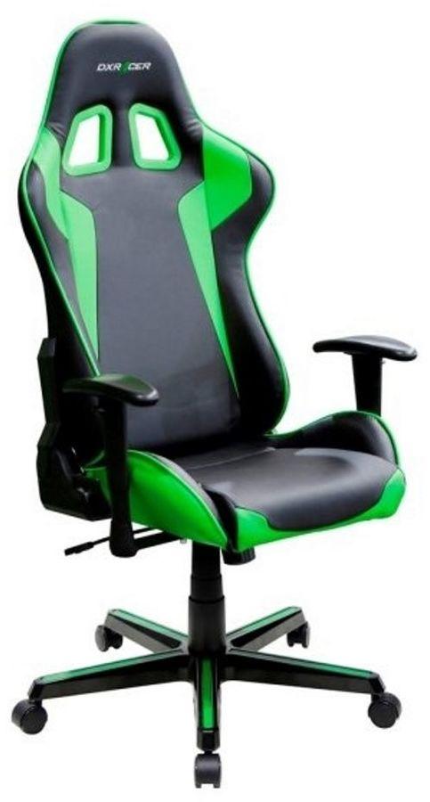 Кресло игровое DXRACER Formula GC-F00-NE-L2, на колесиках, эко.кожа/винил [oh/fl00/ne]