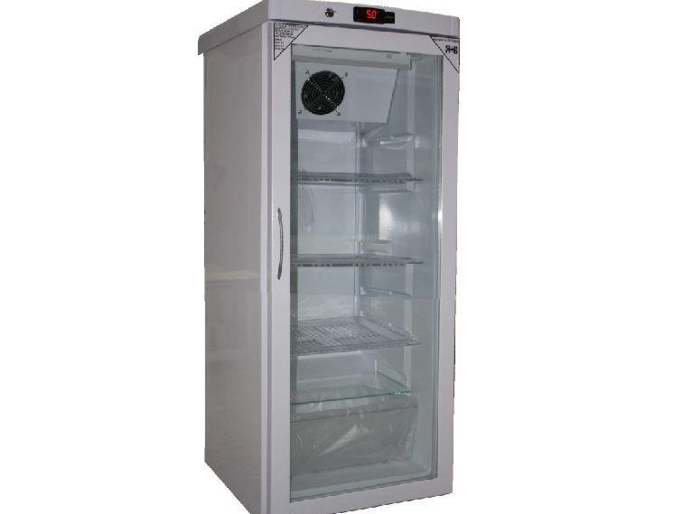 Холодильная витрина САРАТОВ 501-02,  однокамерный, белый