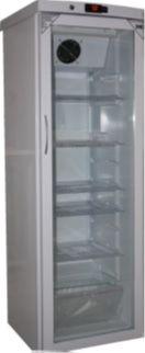 Холодильная витрина САРАТОВ 504-02,  однокамерный, белый