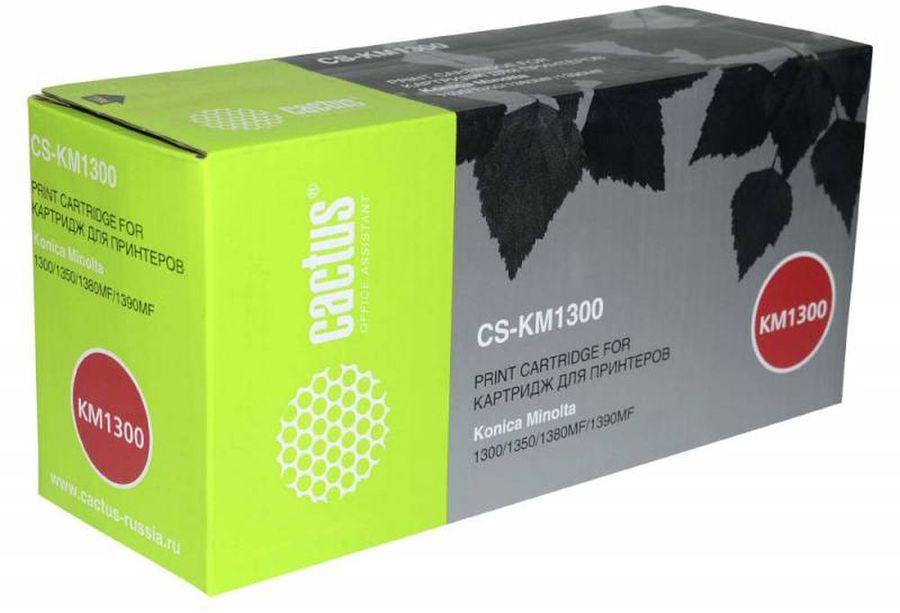 Картридж CACTUS CS-KM1300R черный