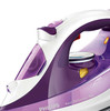 Утюг PHILIPS GC4519/30,  2400Вт,  фиолетовый/ белый вид 3