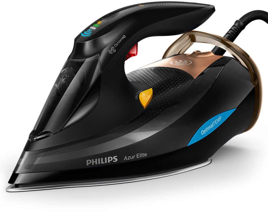 Утюг PHILIPS GC5033/80,  3000Вт,  черный/ бронзовый