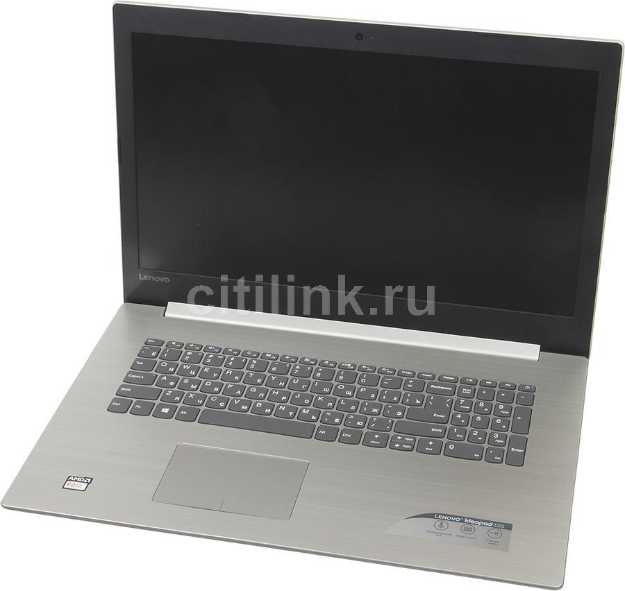 """Ноутбук Lenovo IdeaPad 320-17AST E2 9000/4Gb/500Gb/DVDRW/R2/17.3""""/HD+/DOS/grey/WiF (отремонтированный)"""