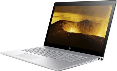 Ноутбук HP Envy 17-ae104ur, 17.3, Intel Core i7 8550U 1.8ГГц, 8Гб, 1000Гб, 128Гб SSD, nVidia GeForce Mx150 - 4096 Мб, DVD-RW, Windows 10, 2VZ32EA, серебристый ноутбук acer predator g9 793 72qz 17 3 intel core i7 7700hq 2 8ггц 32гб 2тб 512гб ssd nvidia geforce gtx 1070 8192 мб dvd rw windows 10 home черный [nh q1uer 005]