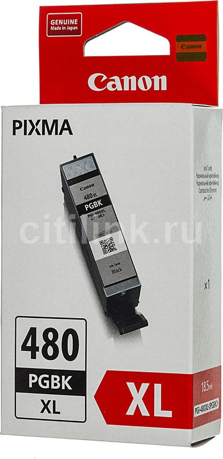 Картридж CANON PGI-480XL PGBK черный [2023c001]