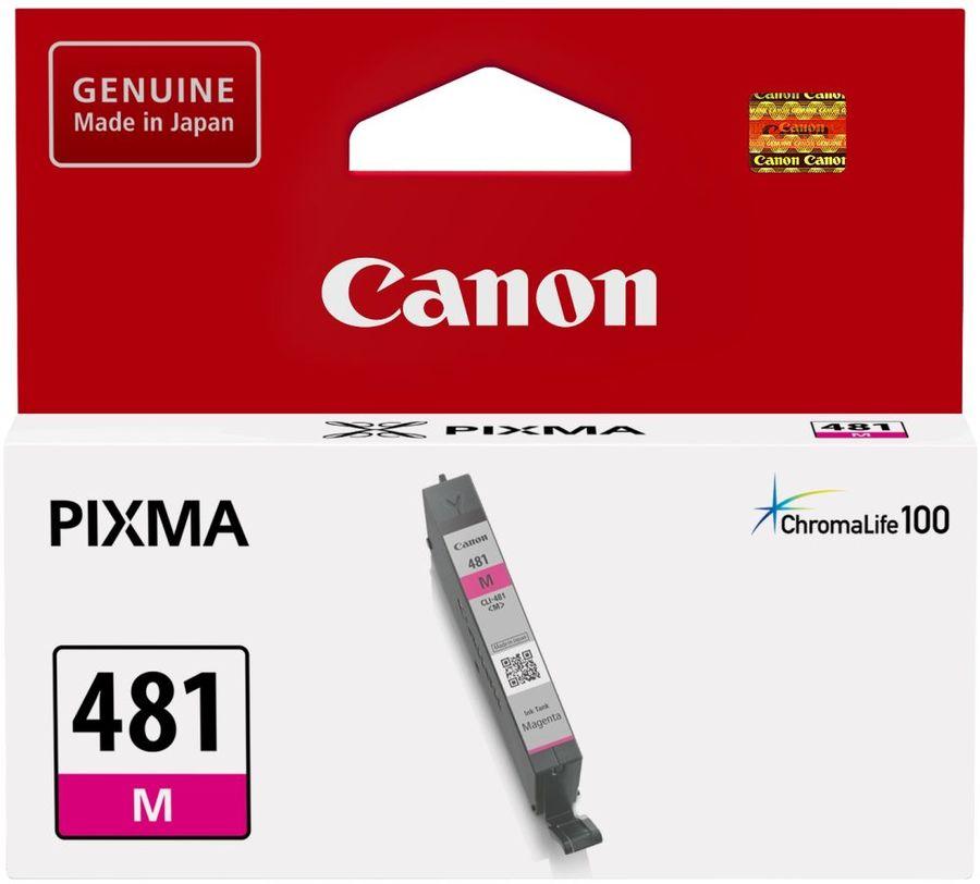 Картридж CANON CLI-481 M пурпурный [2099c001]
