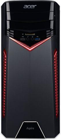 Компьютер  ACER Aspire GX-781,  Intel  Core i3  7100,  DDR4 8Гб, 1000Гб,  NVIDIA GeForce GTX 1050 - 2048 Мб,  DVD-RW,  CR,  Free DOS,  черный [dg.b8cer.020]