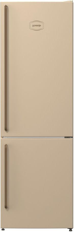 Холодильник GORENJE NRK611CLI,  двухкамерный,  слоновая кость
