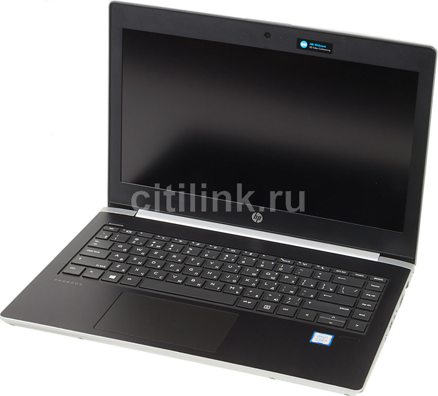 Ноутбук HP ProBook 430 G5, 13.3, Intel Core i5 8250U 1.6ГГц, 4Гб, 128Гб SSD, Intel HD Graphics 620, Free DOS 2.0, 2SY16EA, серебристый ноутбук hp probook 430 g5 13 3 intel core i5 8250u 1 6ггц 4гб 500гб intel hd graphics 620 free dos 2 0 2sx96ea серебристый