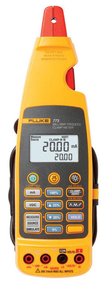 Калибратор-мультиметр Fluke 3362365 (FLUKE-773)