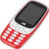 Мобильный телефон ARK U243 красный вид 4