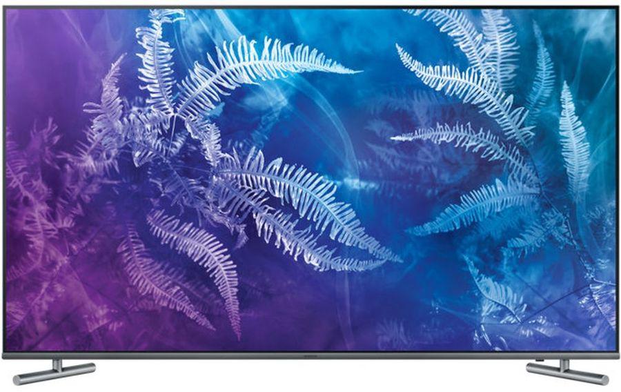 SAMSUNG QE55Q6FAMUXRU QLED-телевизор