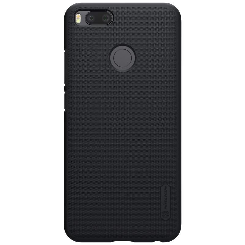 Чехол (клип-кейс)  Nillkin Super Frosted Shield, для Xiaomi Mi A1/Mi 5X, черный