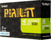 Видеокарта PALIT nVidia  GeForce GT 1030 ,  PA-GT1030-2GD5 KalmX,  2Гб, GDDR5, Ret [ne5103000646-1081h] вид 7