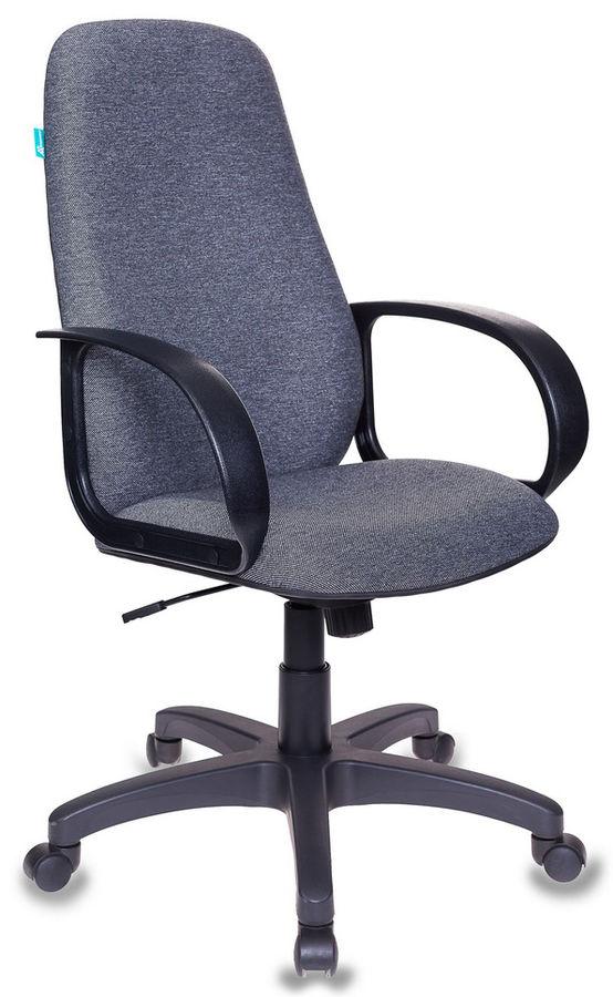 Кресло руководителя БЮРОКРАТ CH-808AXSN, ткань [ch-808axsn/g]