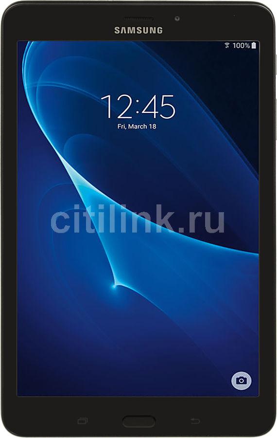 Планшет SAMSUNG Galaxy Tab A SM-T385,  2GB, 16GB, 3G,  4G,  Android 7.0 черный [sm-t385nzkaser]