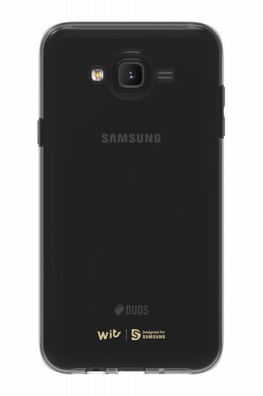 Чехол (клип-кейс) SAMSUNG WITS SOFT, для Samsung Galaxy J7 neo, черный [gp-j700wscpaac]
