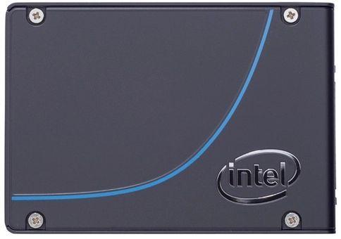 """SSD накопитель INTEL DC P3700 SSDPE2MD400G401 400Гб, 2.5"""", PCI-E x4,  NVMe,  U.2 SFF-8639"""